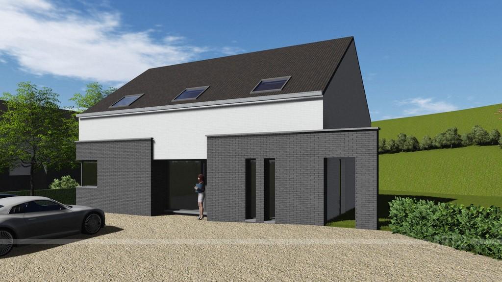 architecte - Habitation unifamiliale